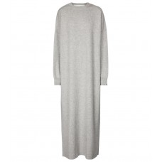 Extreme Cashmere Women Casual Dresses sale next - N° 106 Weird stretch-cashmere dress Grey Office PUIA61863